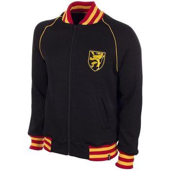 Odjeća Muškarci  Sportske majice Copa Football Sweat zippé Belgique 1960's noir/jaune/rouge