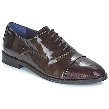 Obuća Žene  Derby cipele Dorking RAQUEL Smeđa