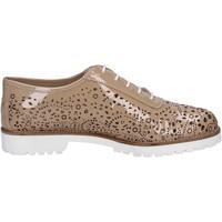 Obuća Žene  Derby cipele La Regina Klasična BT793 Bež