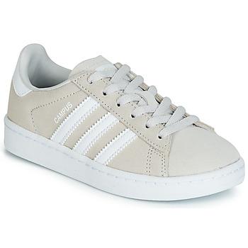 Obuća Djeca Niske tenisice adidas Originals CAMPUS C Siva