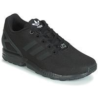 Obuća Dječak  Niske tenisice adidas Originals ZX FLUX J Crna
