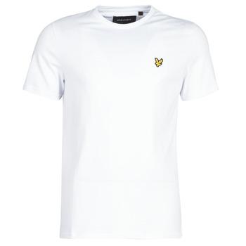 Odjeća Muškarci  Majice kratkih rukava Lyle & Scott FAFARLITE Bijela