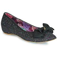 Obuća Žene  Balerinke i Mary Jane cipele Irregular Choice MINT SLICE Crna