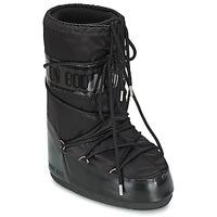 Obuća Žene  Čizme za snijeg Moon Boot MOON BOOT GLANCE Crna