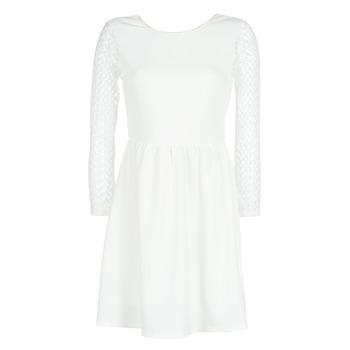 Odjeća Žene  Kratke haljine Betty London J. LOUISE Bijela