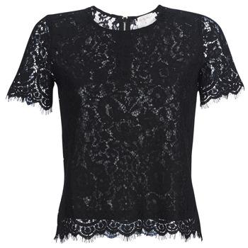 Odjeća Žene  Topovi i bluze Moony Mood KEMI Crna