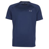 Odjeća Muškarci  Majice kratkih rukava Under Armour TECH 2.0 SS TEE Blue