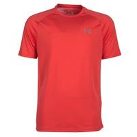 Odjeća Muškarci  Majice kratkih rukava Under Armour TECH 2.0 SS TEE Red