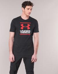 Odjeća Muškarci  Majice kratkih rukava Under Armour GL FOUNDATION SS Crna