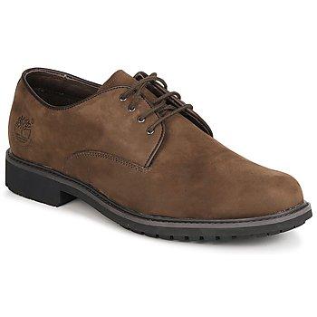 Obuća Muškarci  Derby cipele Timberland EK STORMBUCK PLAIN TOE OXFORD Smeđa