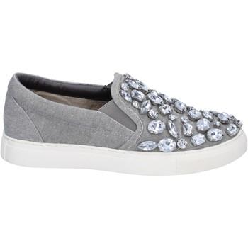 Obuća Žene  Slip-on cipele Sara Lopez Cipele Tenisice BT992 Siva