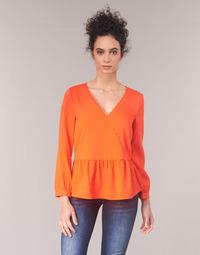Odjeća Žene  Topovi i bluze Vila VIROSSIE Narančasta