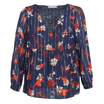Odjeća Žene  Topovi i bluze Vila VIAMOLLON Blue