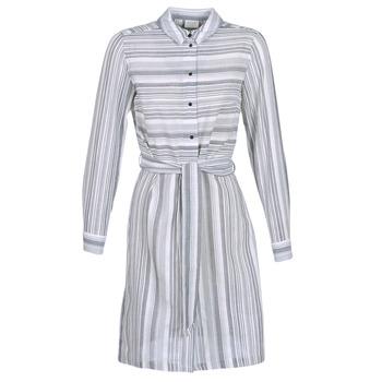 Odjeća Žene  Kratke haljine Vila VINAVIDA Bijela / Blue