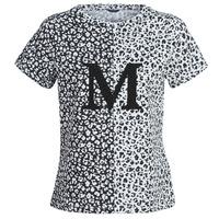 Odjeća Žene  Majice kratkih rukava Marciano RUNNING WILD Crna / Bijela