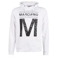 Odjeća Muškarci  Sportske majice Marciano M LOGO Bijela