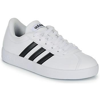Obuća Djeca Niske tenisice adidas Originals VL COURT K BLC Bijela