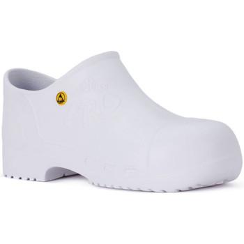 Obuća Radne cipele Calzuro PRO SAFETY BIANCO Bianco