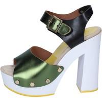 Obuća Žene  Salonke Suky Brand Sandale BS18 Zelena