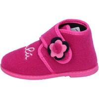 Obuća Djevojčica Papuče Lulu BS28 Ružičasta