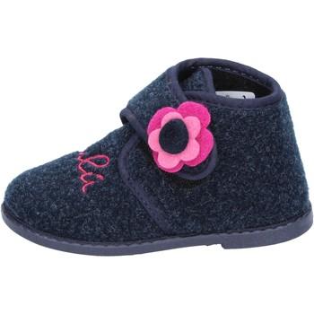 Obuća Djevojčica Papuče Lulu Papuče BS29 Plava