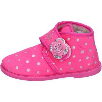 Obuća Djevojčica Papuče Lulu Papuče BS44 Ružičasta