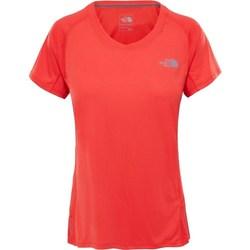 Odjeća Žene  Majice kratkih rukava The North Face Tshirt Ambition Narančasta