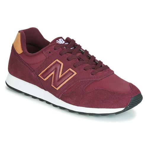 Obuća Niske tenisice New Balance 373 Bordo