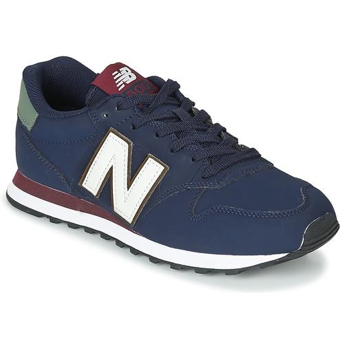 Obuća Niske tenisice New Balance 500 Blue