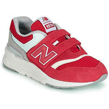 Obuća Djeca Niske tenisice New Balance 997 Red