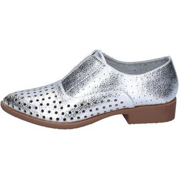 Obuća Žene  Derby cipele & Oksfordice Francescomilano Klasična BS73 Srebro