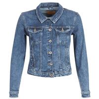 Odjeća Žene  Traper jakne Only ONLTIA Blue