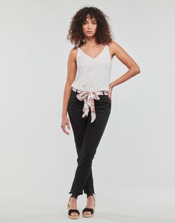 Odjeća Žene  Hlače s pet džepova Casual Attitude JIYOO Crna