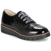 Obuća Djevojčica Derby cipele Catimini COXINELA Crna