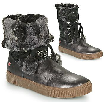 Obuća Djevojčica Čizme za grad GBB NOUSTIK Crna