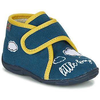 Obuća Dječak  Papuče GBB OKANDI Blue / Žuta