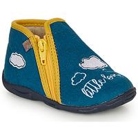Obuća Dječak  Papuče GBB OUBIRO Blue / Žuta