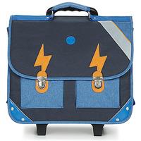 Torbe Dječak  (Školske) torbe s kotačićima GBB FANOU Blue