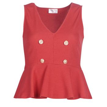 Odjeća Žene  Topovi i bluze Moony Mood KITTILE Red