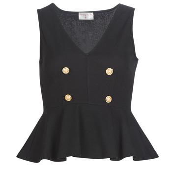 Odjeća Žene  Topovi i bluze Moony Mood KILLE Crna
