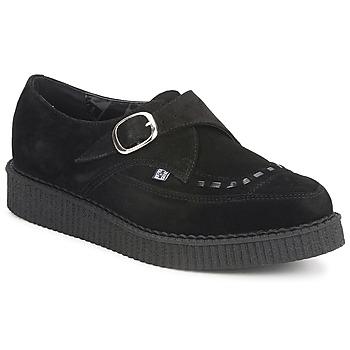 Obuća Derby cipele TUK MONDO SLIM Crna