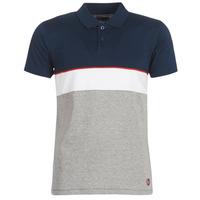 Odjeća Muškarci  Polo majice kratkih rukava Yurban KOULAZ Siva / Bijela
