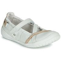 Obuća Djevojčica Balerinke i Mary Jane cipele Ramdam BEZIERS Bijela