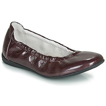 Obuća Djevojčica Balerinke i Mary Jane cipele Ramdam LIBRE Bordo