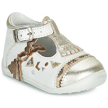 Obuća Djevojčica Balerinke i Mary Jane cipele Catimini CANETTE Bijela
