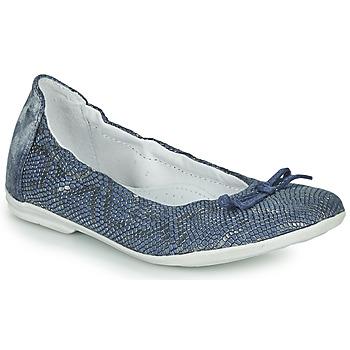 Obuća Djevojčica Balerinke i Mary Jane cipele Ramdam KIKI Blue