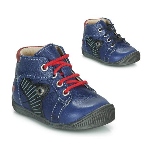 Obuća Dječak  Polučizme GBB NATALE Blue / Red