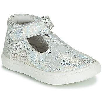 Obuća Djevojčica Balerinke i Mary Jane cipele GBB PARTHENON Srebrna