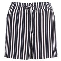Odjeća Žene  Bermude i kratke hlače Only ONLPIPER Bijela
