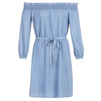 Odjeća Žene  Kratke haljine Only ONLSAMANTHA Blue / Svijetla